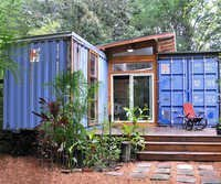Modular Housing Containers