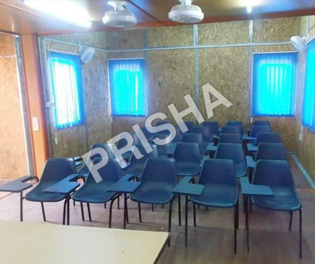 FRP School Cabin