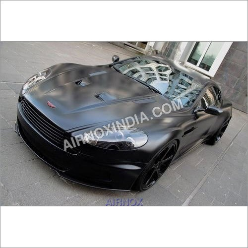 CUSTOM CAR VINYL WRAP