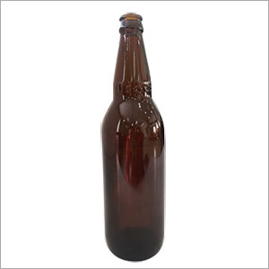 Embossed Beer Bottle
