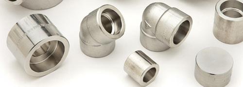 Brass Socket Weld Fittings