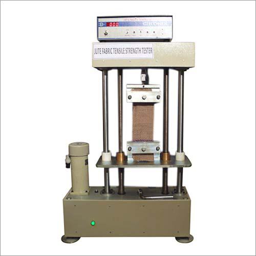 Digital Jute Fabric Tensile Tester