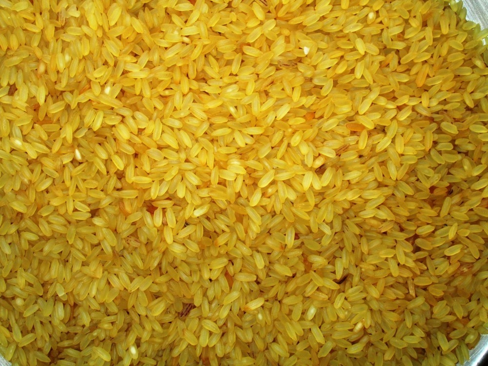 Swarna Puffed Rice