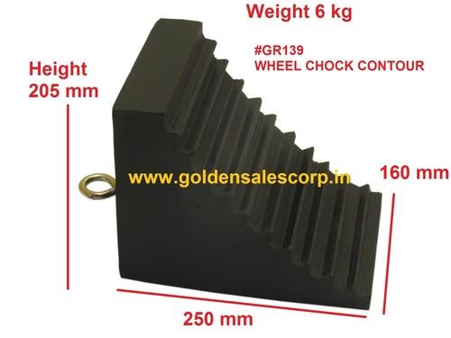 Contour Wheel Chock