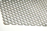 Aluminum Perforated Sheets<
