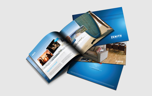 Promotional Building Brochure