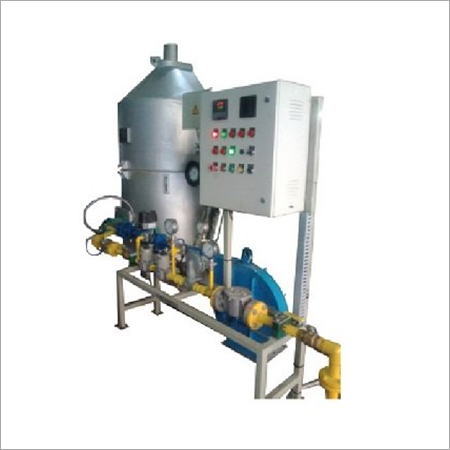 Gas Fired Aluminium Melting Furnace