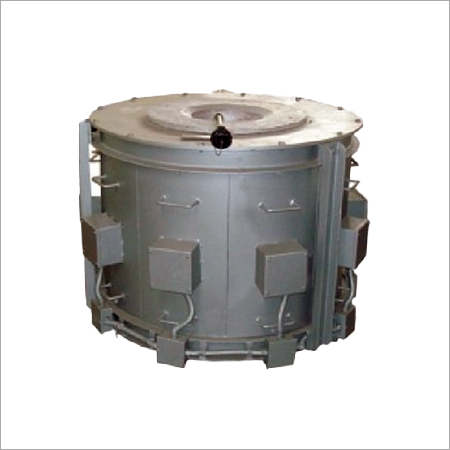 Electrical Aluminum Holding Furnace