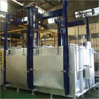 Double Chamber Electrical Furnace