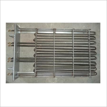 Tubular Heater Bank