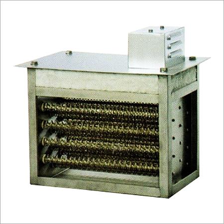Porcupine Heater Bank