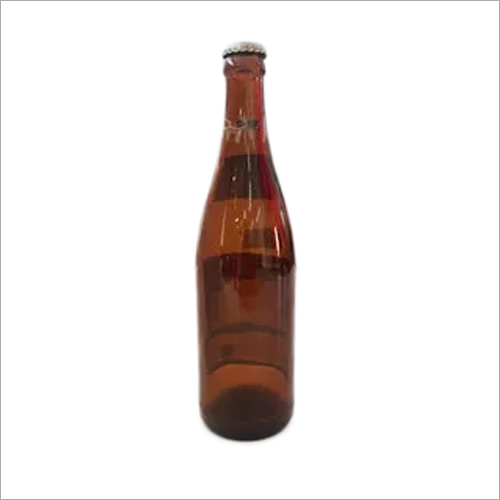 450ml Amber Glass Beer Bottle