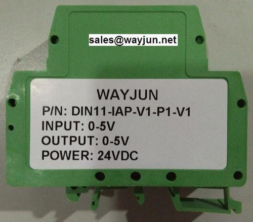 DC Current/Voltage Conditioners (one in one out)