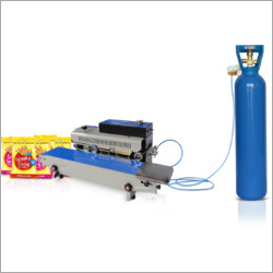 Gas Flushing Continuous Sealer