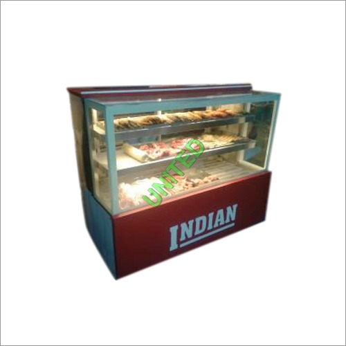 Display Counter For Meat Shop