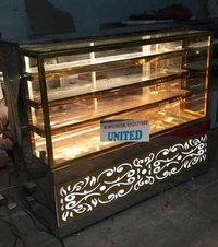 Cold Sweet Shop Display Counter