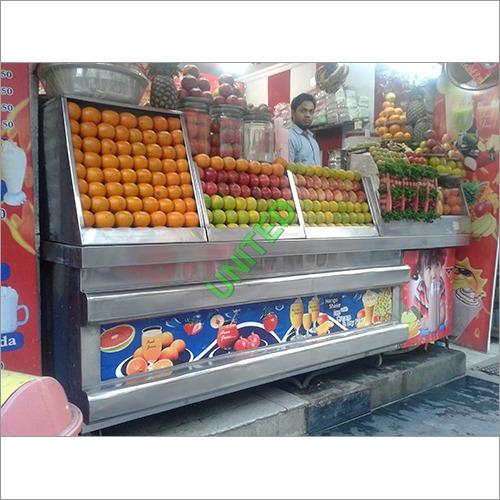 Juice Parlour counter
