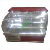 L Type Display Counter For Sweet Shop