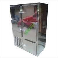 Horizontal Refrigerator