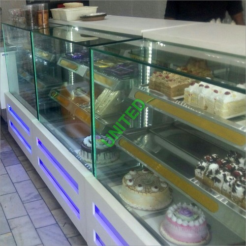 Refrigerated Pastry Display Case