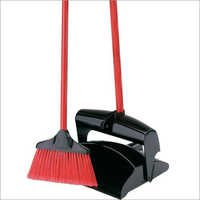 Garbage Shovel Wind Proof with Brush