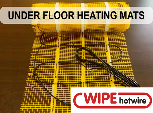 Dual Core Under Tile Heating Mat