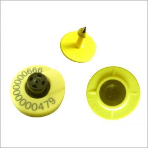 RFID Animal Electronic Ear Tag for livestock