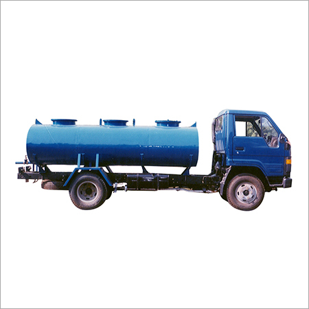Two Wheel Water Tankers