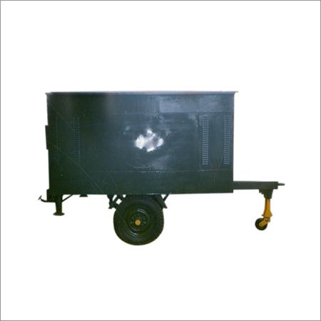 Mini Generator Canopy Trailers