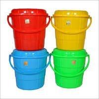 Modular Plastic Buckets