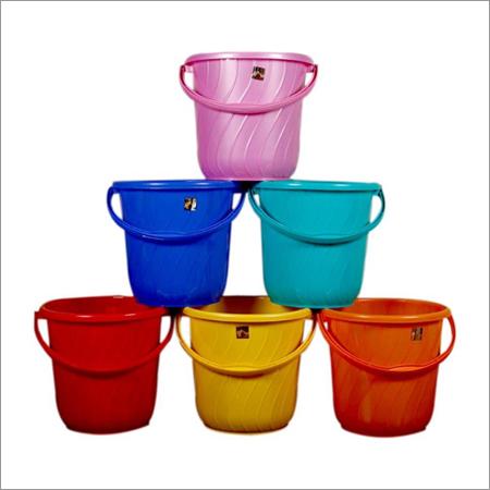 Plastic Designer Buckets