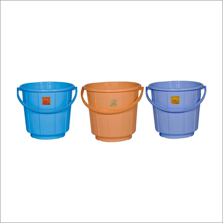 Plastic Bath Buckets