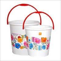 Designer Printed Bucket