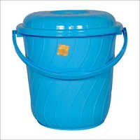Plastic Storage Bucket