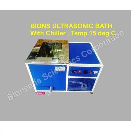 Ultrasonic Bath With Cooling