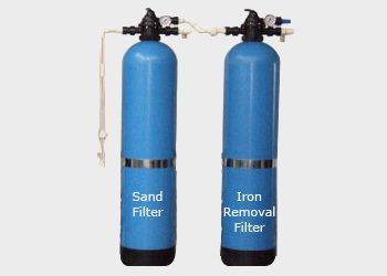 Iron Removal Filter