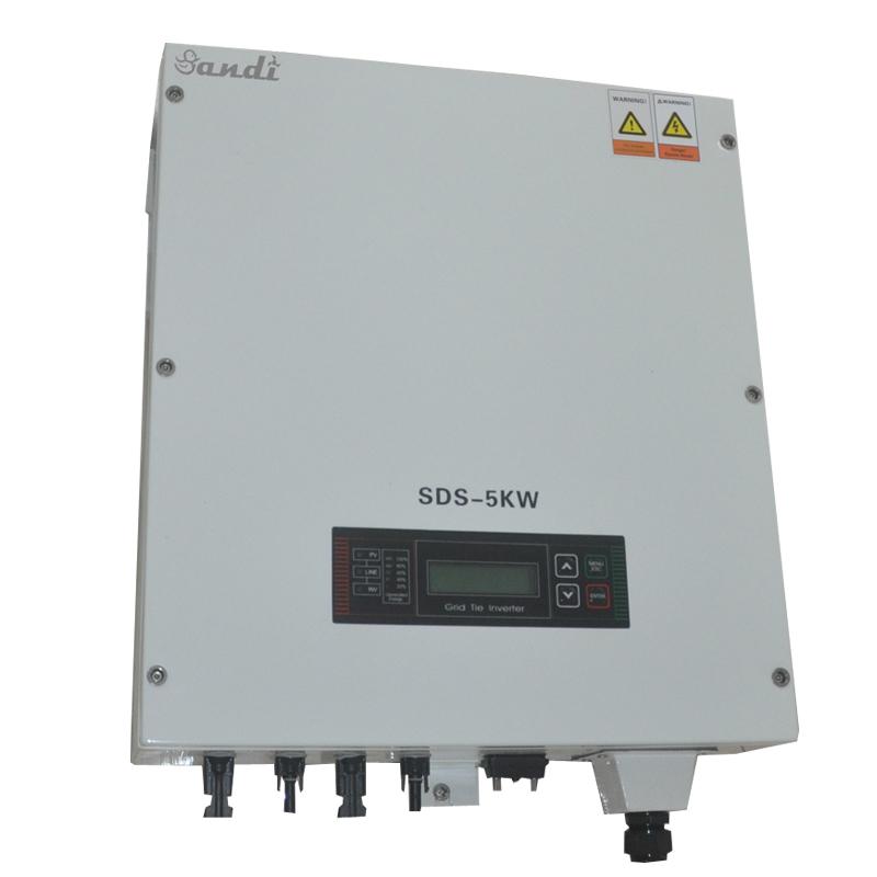 Solar Power Grid Tie Inverter
