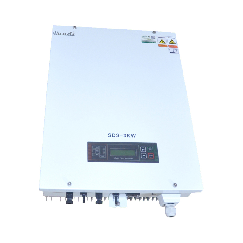 Grid Tie Inverter for Solar Wind Power System