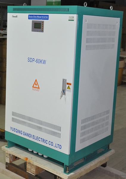 60kw Hybrid Solar Inverter with AC bypass