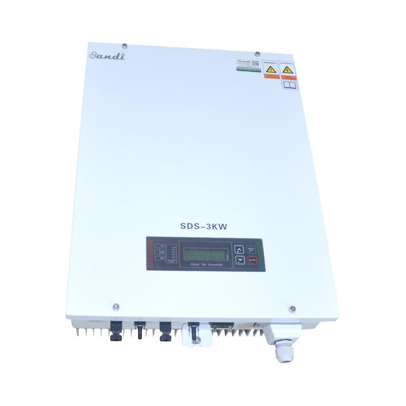 4kw Single Phase Solar Grid Tie Inverter