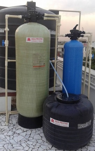 Automatic water Softener Systems