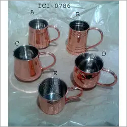 Kitchen and Dining Mule Copper Mugs