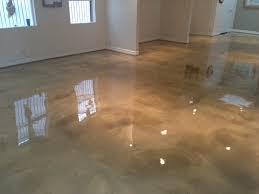 Self Dispersing Epoxy Coatings for Floors