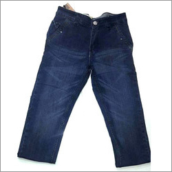 Wrinkle Free Denim Jeans
