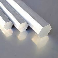 EN 8M Free Cutting Steel Hex Bar