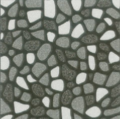 Black White Stone Floor Tiles
