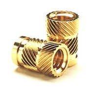 Brass Chevron Inserts