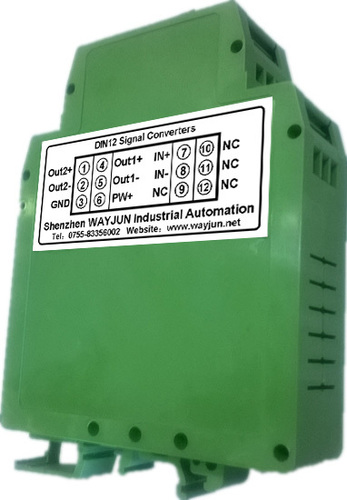 4-20mA Current Signal Isolated Splitter