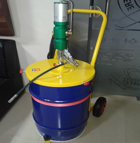 Meclube Air Operated 50/60Kg Grease Pump