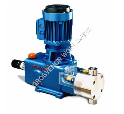 Hydraulically Actuated Diaphragm Metering Pumps